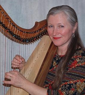 Kasha Breau, Celtic Harp